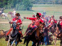 Reenactment of Battle of Hradec Králové, photo: archive of Garda of Hradec Králové