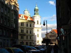 Собор св. Николая, Староместская площадь, Фото: Кристина Макова, Чешское радио - Радио Прага