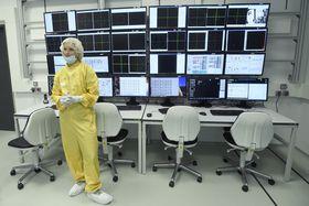 Научно-исследовательский институт ELI Beamlines, фото: ЧТК / Ондржей Демл