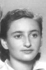 Hana Sternlicht (Foto: Archiv Paměť národa)