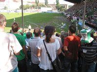 Le stade Ďolíček, photo: Kristýna Maková