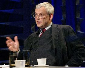 Václav Klaus y Vladimír Spidla, Foto: CTK