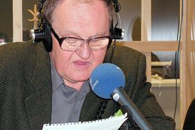 Петр Новачек, фото: Чешское радио - Радио Прага