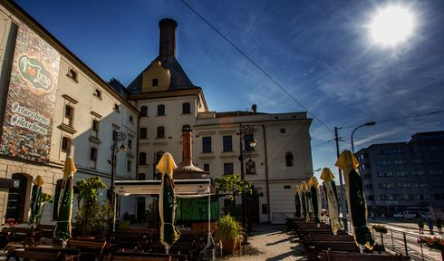 Photo: archive of Starobrno brewery
