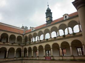 Litomyšl Castle, photo: Zdeňka Kuchyňová