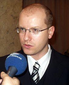 Ministro de Finanzas checo, Bohuslav Sobotka (Foto: Zdenek Valis)