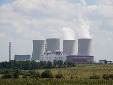 Atomkraftwerk Temelín (Foto: Iva Balk, Pixabay / CC0)
