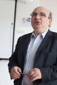 Директор Института чешской литературы Академии наук Павел Яначек (Фото: Facebook книги «В интересах общества»)