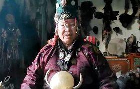 Верховный шаман Тувы, Фото: YouTube