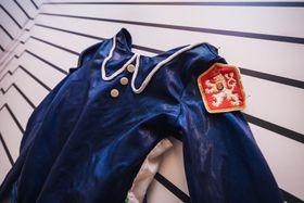 Dres Věry Čáslavské, foto: Archiv Czech Design Week