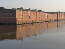 Le port tchèque à Hambourg, photo: Doris Antony, CC BY-SA 3.0 Unported