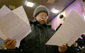Выборы в Государственную Думу в Москве (Фото: ЧТК)