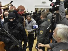 Le procès à Pezinok, photo: ČTK / Václav Šálek