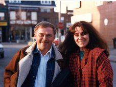 Karel Kryl, Marie Gabánková, photo: archive of Marie Gabánková