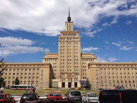 Hotel International de Praga, foto: Oleg Fetisov