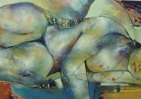 Mario de la Paz Roa: 'Desnudo'