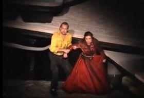 Martin Muehle als Don José in Bizets 'Carmen' (Foto: YouTube)