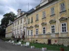 Palacio de Hlubos, foto: Manka, CC BY 3.0 Unported