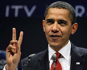 Barack Obama, photo: CTK