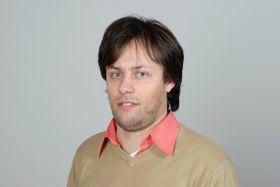 Petr Kološ (Foto: Khalil Baalbaki, Archiv des Tschechischen Rundfunks)