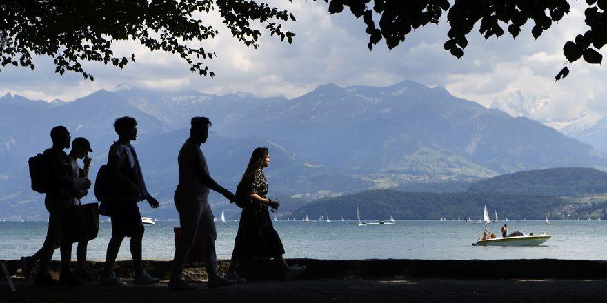 Thun, Suisse, Juin 2016, photo: ČTK/AP/Anthony Anex