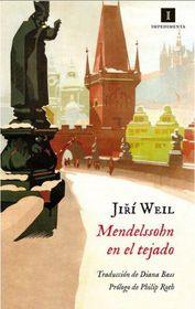 'Mendelssohn en el Tejado', foto: Impedimenta