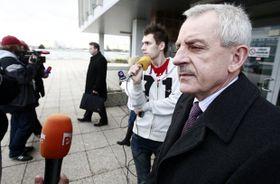 Le ministre de la Santé Leoš Heger, photo: CTK