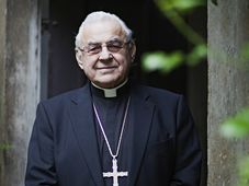 Le cardinal Miloslav Vlk, photo: ČTK
