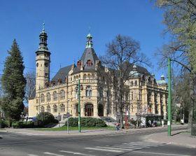 El Museo de Bohemia del Norte de la ciudad de Liberec, foto: Rawac, Wikimedia CC BY-SA 3.0