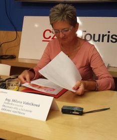 Milada Valečková, foto: Charlotte Tomešová