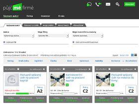 Pujcmefirme.cz rates each borrower