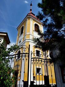La Iglesia de Zdiby, foto: VitVit, Wikimedia Commons, CC BY-SA 4.0