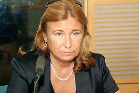 Eva Zamrazilová, photo: Šárka Ševčíková, Czech Radio