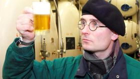 Aleš Dvořák, foto: Archivo del Budweiser Budvar