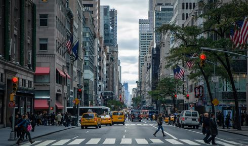 New York, foto: Nout Gons / Pexels