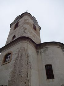 Kostel ve Zlaté Olešnici potřebuje opravit, foto: Milena Štráfeldová