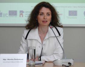 Monika Šimůnková, foto: Jana Šustová
