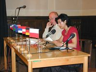 Seminar über den Roma-Holocaust