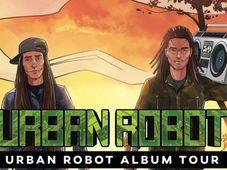 Foto: Facebook oficial de la banda Urban Robot