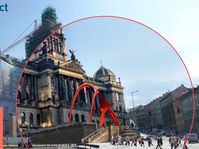 Vision for 2050, photo: Gehl architects, source: Czech Radio