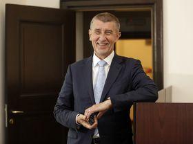 лидер ANO Андрей Бабиш, фото: ЧТК