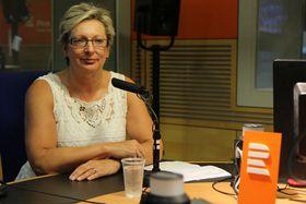 Marta Nováková, photo: Jana Přinosilová / Czech Radio