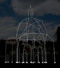 Juan Garaizabal: 'La Iglesia Errante'