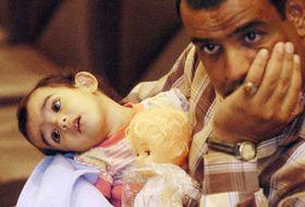 В Прагу в четверг прилетело четверо иракских детей (Фото: ЧТК)