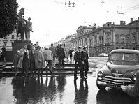 Ленинград 1960 г., фото: Архив Катерины Айзпурвит