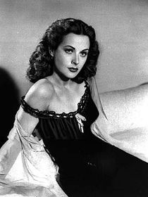 Hedy Lamarr, foto: ČTK