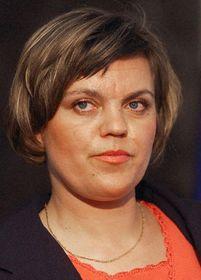 Janina Hrebícková, foto: CTK