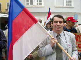 Sociálnědemokratický poslanec Robert Kopecký, foto: autor