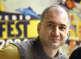 El director de cine francés de origen armenio, Philippe Vartan Khazarian, foto: CTK