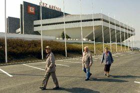 CEZ Арена (Фото: ЧТК)